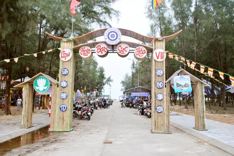 TT Huế: Trại họp bạn Lục Hòa VII GĐPT huyện Phú Vang